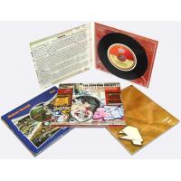 Buy cheap CDs in printed card digipaks 12cm CD/DVDs in printed digipacks from wholesalers