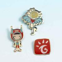 Buy cheap soft enamel lapel pins from wholesalers