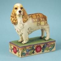 Buy cheap 820211 Special color finished dog decoration from wholesalers