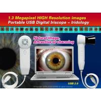 Buy cheap 1.3M Pixels Portable Digital PC USB Iriscope from wholesalers