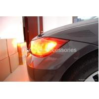 Buy cheap Car headlight tinted film car headlight tinted sticker for decoration from wholesalers