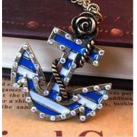 Buy cheap hot sell in south korea sailor wind necklace from wholesalers