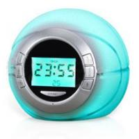 Buy cheap LR-004 Am/Fm Radio with Aux in socket Projection clock from wholesalers
