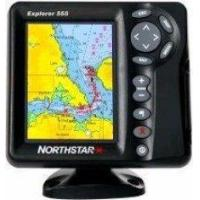 Buy cheap refurbished gps navigation systems Northstar (Navman) Explorer 550 Color GPS Chartplotter from wholesalers