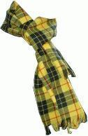 Buy cheap Worsted Wool Tartan Scarf from wholesalers