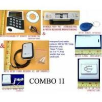Buy cheap RFID Access Control LAN Reader +strike Combo 1I from wholesalers