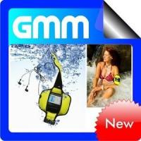 China LAVOD LMB-005 Waterproof Music Bag for iPod Nano & MP3 Player on sale
