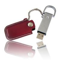 Buy cheap Leather USB USB Flash Drive - Style Pocket from wholesalers