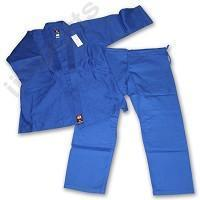 Buy cheap Blue Single Weave Judo GI #3 from wholesalers