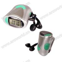 Buy cheap AWP231 FM Radio Pedometer Step Counter Watch from wholesalers