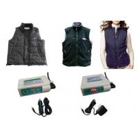 Buy cheap Far Infrared, Li-on Rechargeable Battery Operated Heating Vest / Jacket from wholesalers