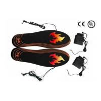Buy cheap Ni-MH Rechargeable Battery Operated Heating Insoles for all size with advanced technology from wholesalers