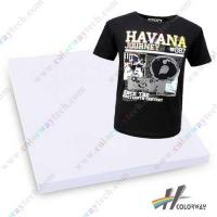 Buy cheap T-Shirt Transfer Paper A4 Dark from wholesalers
