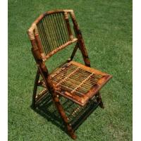Buy cheap 62100 folding bamboo chair from wholesalers