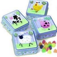 Buy cheap Farmyard Friends Tins product