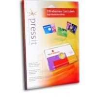 Buy cheap Business Card CD Labels from wholesalers