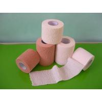 Buy cheap Cotton Cohesive flexible bandage from wholesalers