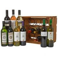 Buy cheap Wine and Champagne Twelve Bottle Wine Crate from wholesalers