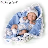 Buy cheap So Truly Real Lifelike Baby Doll: Buddy In BlueModel # CT301070002 from wholesalers