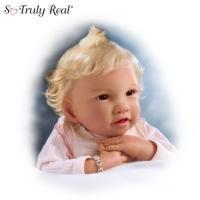 Buy cheap Your Picture Perfect Baby Collectible Lifelike Baby Doll So Truly RealModel # CT300448001 from wholesalers