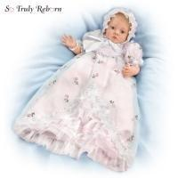 Buy cheap My Little Blessing Christening Baby Doll Of So Truly RebornModel # CT301539001 from wholesalers