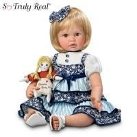 Buy cheap My Grandma's Dolly: 22 So Truly Real Baby Girl DollModel # CT301374001 from wholesalers
