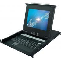 Buy cheap Rack mount 15 inches lcd kvm switch from wholesalers