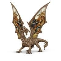 Buy cheap Fantasy Art Dragon Figurine Collection: Lockwood's Clash Of The Dragon TitansModel # CT906231 from wholesalers