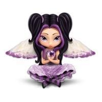 Buy cheap Fantasy Art Angel Figurine With Real Feather Wings: TranquilityModel # CT903715001 from wholesalers