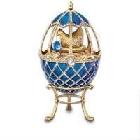 Buy cheap The Lost Faberge Egg Figurine CollectionModel # CT902599 from wholesalers