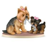Buy cheap You Tug On My Heartstrings Yorkshire Terrier FigurineModel # CT904110001 from wholesalers