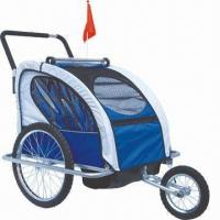 Buy cheap Baby Stoller with Bicycle-trailer Attachment from wholesalers