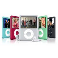 Buy cheap Apple Shuffle 2nd MP3 Player Nano 3rd MP4 Player with Sisvel from wholesalers