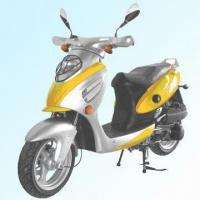 Buy cheap 125cc Gas Scooter with EEC Approval from wholesalers
