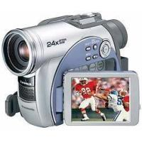 Buy cheap Panasonic VDRM53 DVD Camcorder W24x Optical Zoom from wholesalers