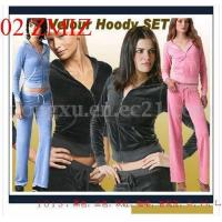 Buy cheap Juicy.Couture Hoodie Mohawk Velour Small from wholesalers