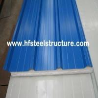 Buy cheap High Quality Sandwich Panel Structural Corrugated Metal Roofing Insulated Panels from wholesalers