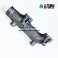 Buy cheap VG1246110110 VG1246110108 VG1246110109 Howo Exhaust Manifold from wholesalers