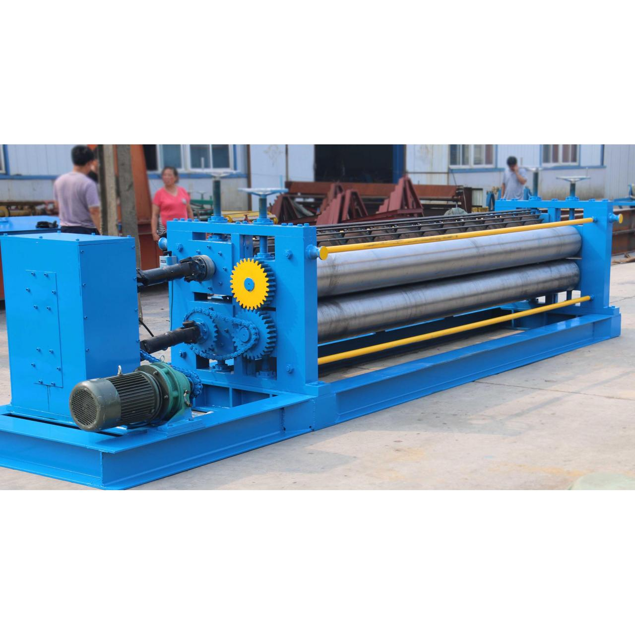 Buy cheap Barrel Corrugation Machine from wholesalers