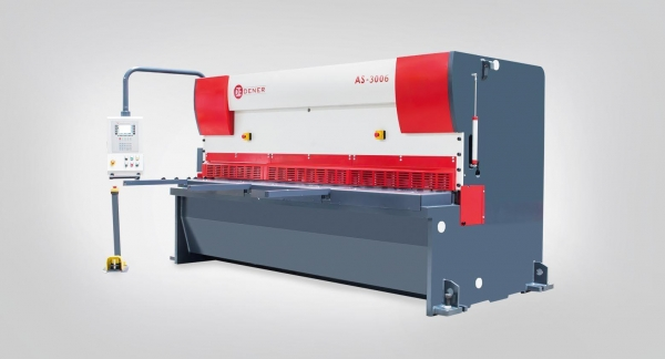 Buy cheap AS SERIES CNC GUILLOTINE SHEAR from wholesalers