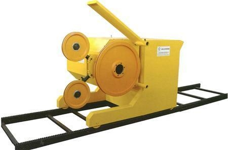 Buy cheap Wire Saw Machine from wholesalers