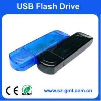 Buy cheap 2GB Plastic hang button USB flash drive from wholesalers