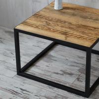Buy cheap Barnwood coffee table product