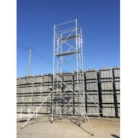 Buy cheap Moving Aluminum scaffold tower/Scaffold for sale from wholesalers