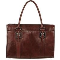 Buy cheap TOP-ZIP EXECUTIVE LEATHER BAG product