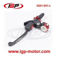 Buy cheap Universal Forged Aluminum Dirt Bike Clutch Lever 0201-001-L Chinese Supplier from wholesalers