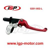 China Universal Forged Aluminum Dirt Bike Clutch Lever 0201-002-L Chinese Supplier on sale