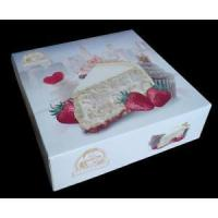 Buy cheap 100% Recycled Paper Bakery Boxes from wholesalers