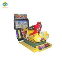 Buy cheap low price india coin operated 3D simulator arcade car racing game machine manufacturer from wholesalers