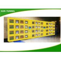 Subway Iced Coffee Kiosk Fresh Food Vending Machine With Refrigerated System